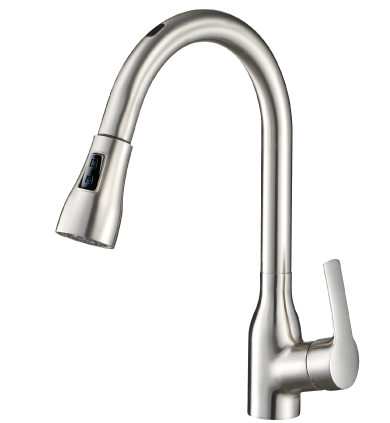 Hands-Free Kitchen Faucet